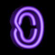 "0.stl Download free STL file Alphabet ""36 Days of Type"" • Template to 3D print, dukedoks"