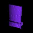 Armory_Damaged_Print7.obj Download OBJ file Armory - Knights of Ren Helmet (damaged), 3D print model • 3D print design, 3D-mon