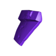 Armory_Damaged_Print1.obj Download OBJ file Armory - Knights of Ren Helmet (damaged), 3D print model • 3D print design, 3D-mon