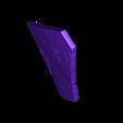 Armory_Damaged_Print24.obj Download OBJ file Armory - Knights of Ren Helmet (damaged), 3D print model • 3D print design, 3D-mon
