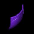 Armory_Damaged_Print28.obj Download OBJ file Armory - Knights of Ren Helmet (damaged), 3D print model • 3D print design, 3D-mon