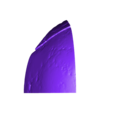 Armory_Damaged_Print20.stl Download OBJ file Armory - Knights of Ren Helmet (damaged), 3D print model • 3D print design, 3D-mon