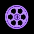 wheel_47mm_v01.stl Download free STL file Open Source Turtle Robot • 3D printer model, MakersBox