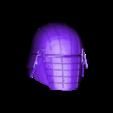 Rogue_Damaged_Final_Assembled.obj Download OBJ file Rogue - Knights of Ren Helmet (damaged), 3D print model • 3D print design, 3D-mon