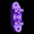 Rear hub V2_M.STL Download free STL file 1/10 RC 4WD TRUGGY BT250.2 • 3D printer object, ivnssnn