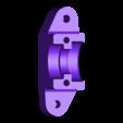 Rear hub V2.STL Download free STL file 1/10 RC 4WD TRUGGY BT250.2 • 3D printer object, ivnssnn