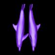 Dolphin_Split.stl Télécharger fichier STL gratuit Dauphin split pour l'impression • Design à imprimer en 3D, MakersBox