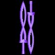 deitysword_modified.stl Download free STL file Modified Fierce Deity Sword • 3D print design, MakersBox