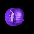 pion amonita noir.stl Download STL file amonita • 3D print design, Majin59