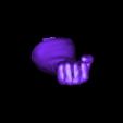 Rhand.stl Download OBJ file Jiren Dragonball Super Real version • 3D print object, Bstar3Dart