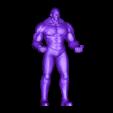 JirenFull.OBJ Download OBJ file Jiren Dragonball Super Real version • 3D print object, Bstar3Dart