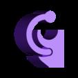 rod_clasp_8mm.stl Télécharger fichier STL gratuit Fermoir à baguette • Plan pour impression 3D, MGX