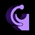rod_clasp_12mm.stl Télécharger fichier STL gratuit Fermoir à baguette • Plan pour impression 3D, MGX
