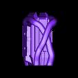 centerhandle0.stl Download STL file Stormbreaker New Thor's Weapon from infinity war • 3D print model, MLBdesign