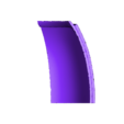 Sniper_Final_Print47.stl Download OBJ file Sniper - Knights of Ren Helmet mask, Star Wars 3D print model • 3D printable model, 3D-mon