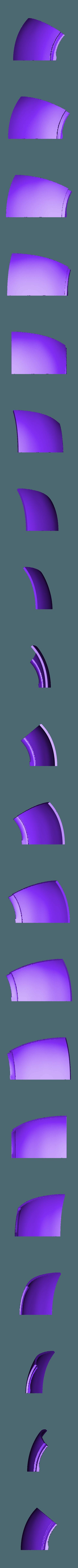 Sniper_Final_Print18.stl Download OBJ file Sniper - Knights of Ren Helmet mask, Star Wars 3D print model • 3D printable model, 3D-mon