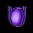 Sniper_Final_Assembled.obj Download OBJ file Sniper - Knights of Ren Helmet mask, Star Wars 3D print model • 3D printable model, 3D-mon