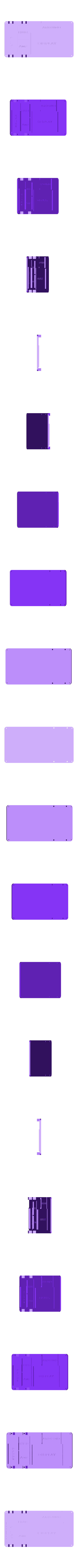 GamePi_Zero_PCB_Mount.stl Download free STL file GamePi Zero • 3D printer template, araymbox
