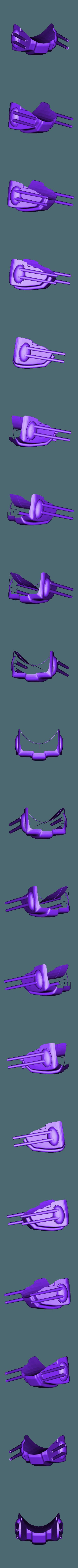 cabeza.STL Download STL file VF1 • 3D print design, Nico_3D