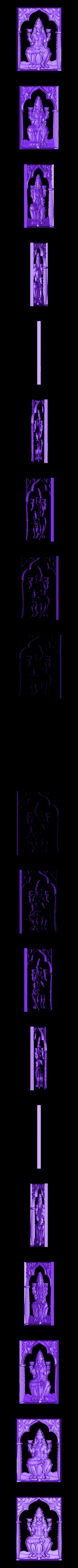 VRDG023.stl Télécharger fichier STL gratuit laxmi • Plan à imprimer en 3D, koithoju