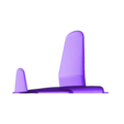 demi_F4U_gauche_HD.STL Download STL file F4U Corsair • 3D printing model, 3Dmodeling