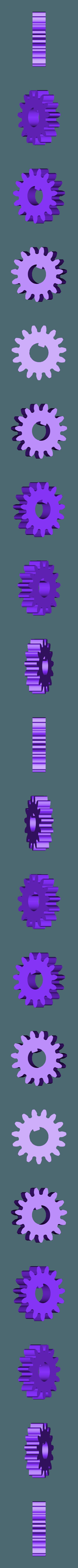 GEAR.stl Download STL file Armillary phone holder • 3D printer model, 3d-fabric-jean-pierre
