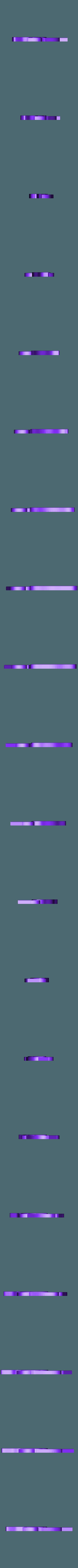 garza.STL Download STL file Key ring Garza • Template to 3D print, deyson20