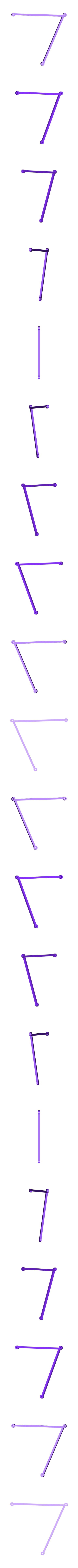 mobile bar triangle.stl Download STL file Modular Mobile System • 3D printable template, jasso