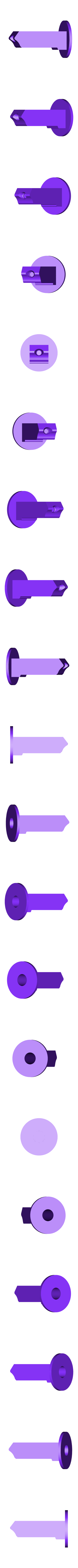 dtitan-p4b.stl Download free STL file dTitan Geared Extruder • 3D printer template, _MSA_