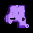 dtitan-p1dm.stl Download free STL file dTitan Geared Extruder • 3D printer template, _MSA_