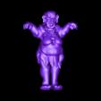 chubbu ogresse.stl Download STL file chubby ogress • 3D printable design, Majin59