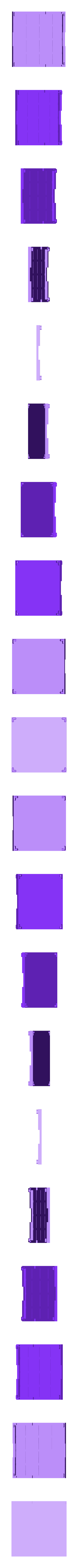 Modular_Floor.stl Download free STL file Modular Mech Buildings • 3D printable object, mrhers2