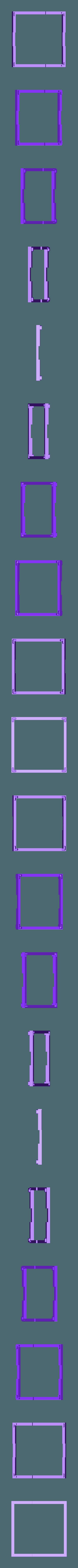 Modular_Floor_Spacer.stl Download free STL file Modular Mech Buildings • 3D printable object, mrhers2