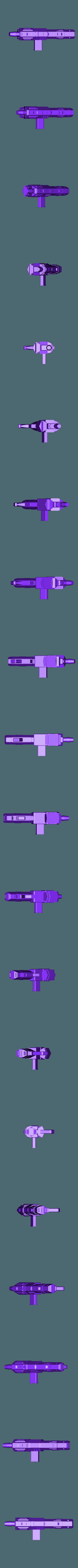 Blaster_Rifle.stl Télécharger fichier STL gratuit Commandos Republic Commandos Blasters • Plan pour impression 3D, mrhers2