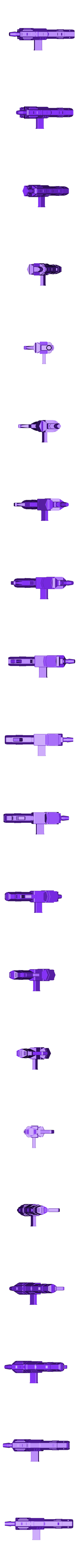Blaster_Rifle.stl Download free STL file Republic Commandos Blasters • 3D printing design, mrhers2