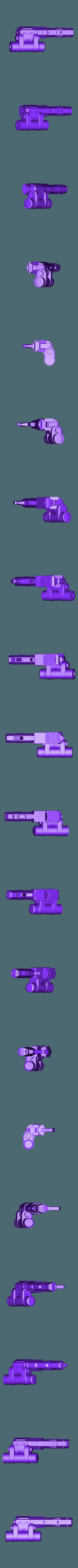 Blaster_Anti_Armor_Rifle.stl Télécharger fichier STL gratuit Commandos Republic Commandos Blasters • Plan pour impression 3D, mrhers2