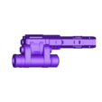 Blaster_Anti_Armor_Rifle.stl Download free STL file Republic Commandos Blasters • 3D printing design, mrhers2