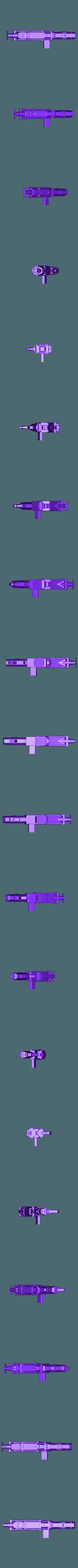 Blaster_Sniper_Rifle.stl Télécharger fichier STL gratuit Commandos Republic Commandos Blasters • Plan pour impression 3D, mrhers2