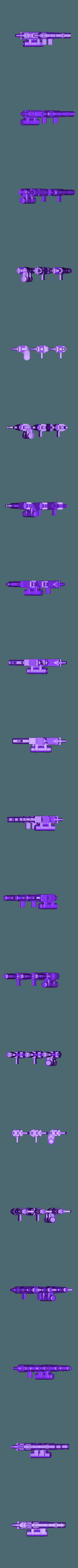 Blaster_Rifle_Set.stl Télécharger fichier STL gratuit Commandos Republic Commandos Blasters • Plan pour impression 3D, mrhers2
