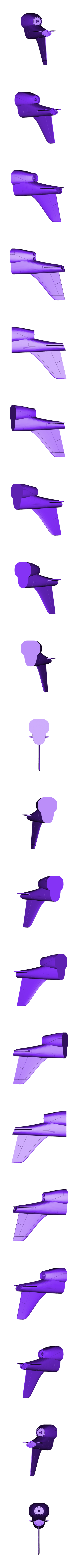 parte1.stl Download STL file IA-63 Pampa • 3D print object, Nico_3D