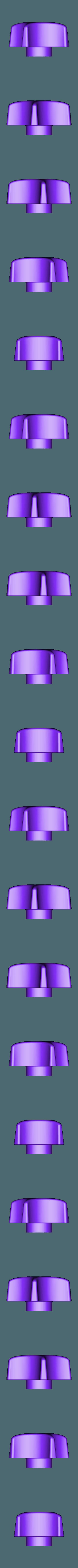 KnobUNC(1-4(v2).stl Download STL file Sinar rail clamp (camera/tripod support) & F1 repairs • 3D printing object, vintage-lens