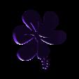 Hibiscus.stl Télécharger fichier STL gratuit Emblème de fleur d'Hibiscus pour planteuse auto-arrosée par des produits parallèles. • Modèle pour impression 3D, MeesterEduard