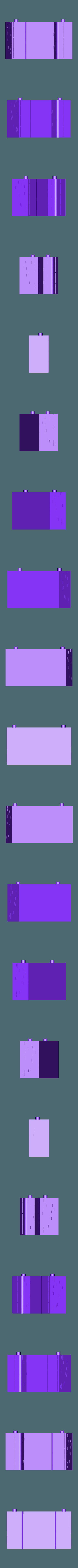 hi_pav_str_1b.stl Télécharger fichier STL gratuit Ripper's London - Canaux modulaires • Plan pour impression 3D, Earsling