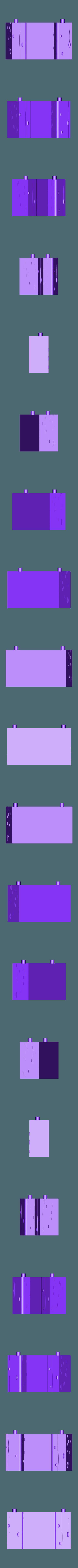 hi_grss_str_1b.stl Télécharger fichier STL gratuit Ripper's London - Canaux modulaires • Plan pour impression 3D, Earsling
