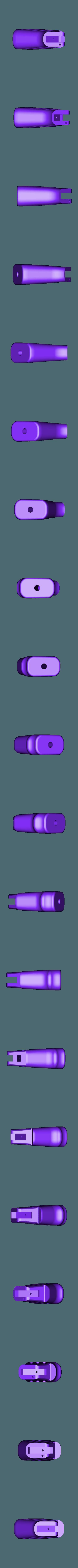 SMG_V8_Grip.stl Download free STL file AR 15 Fat & Short Grip (3mm Hole) • 3D printer design, MuSSy