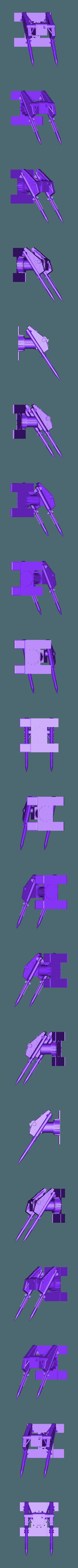 mk10_launcher_1_72.stl Download free STL file Terrier RIM-2 Missiles launcher mk10 • 3D printing template, TomasLA