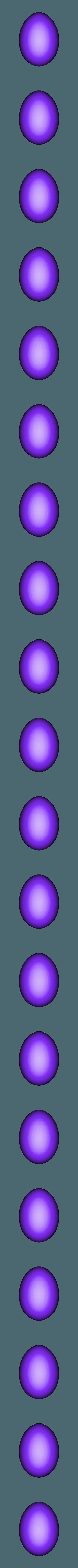 Normalized_Egg.stl Download STL file Easter Eggs Basket • 3D printable design, SE_2018