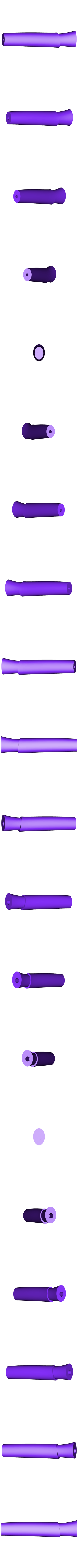 handle1.stl Download STL file Fortnite's axe! / Fortnite Axe! • 3D print design, MLBdesign