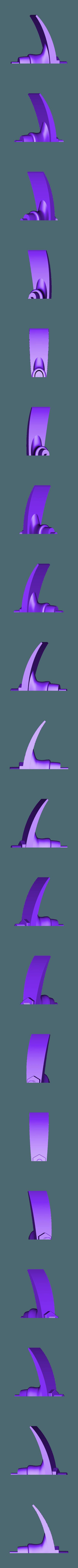 axe2.stl Download STL file Fortnite's axe! / Fortnite Axe! • 3D print design, MLBdesign