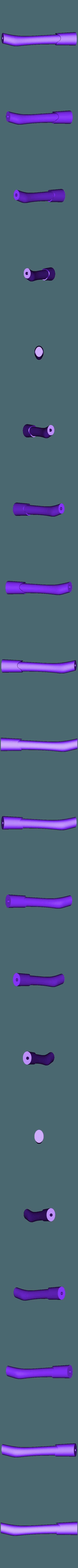 handle2.stl Download STL file Fortnite's axe! / Fortnite Axe! • 3D print design, MLBdesign